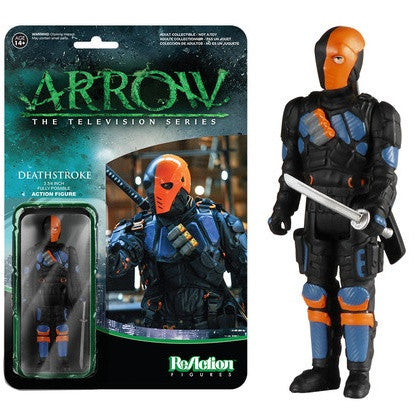Arrow - Deathstroke ReAction Figure