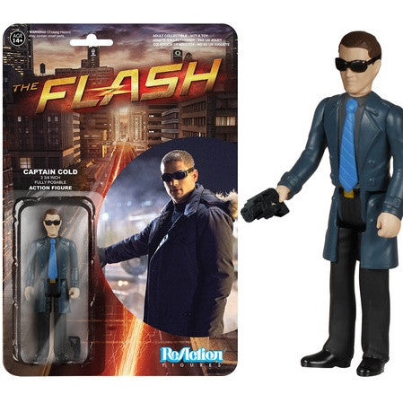 The Flash - Captain Cold ReAction Figure