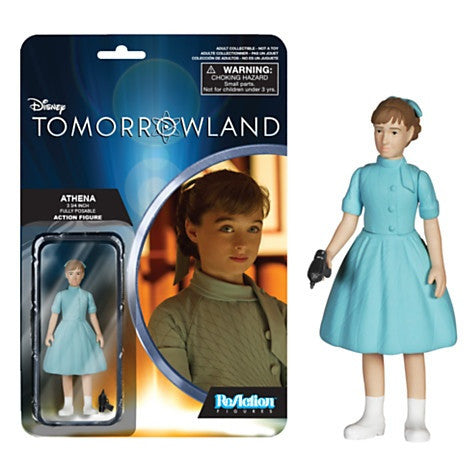 Tomorrowland - Athena ReAction Figure