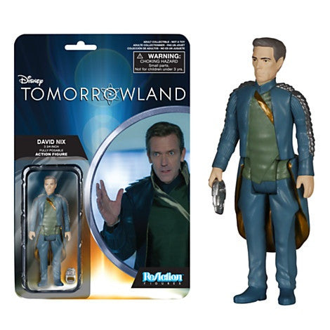 Tomorrowland - David Nix ReAction Figure
