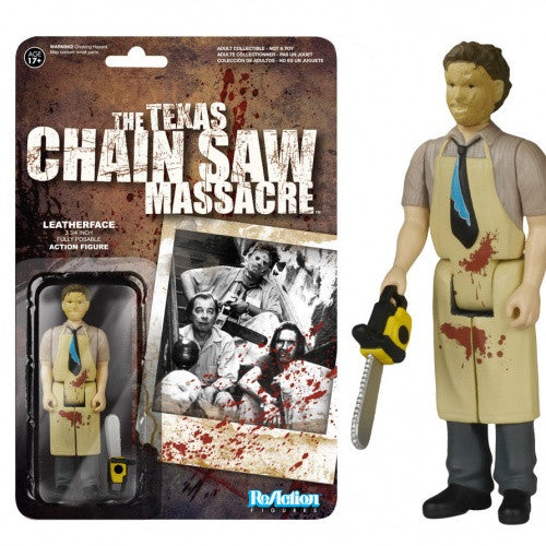 Modern Horror - Leatherface ReAction Figure