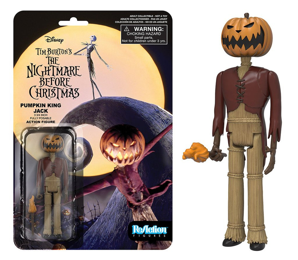 The Nightmare Before Christmas - Pumpkin King