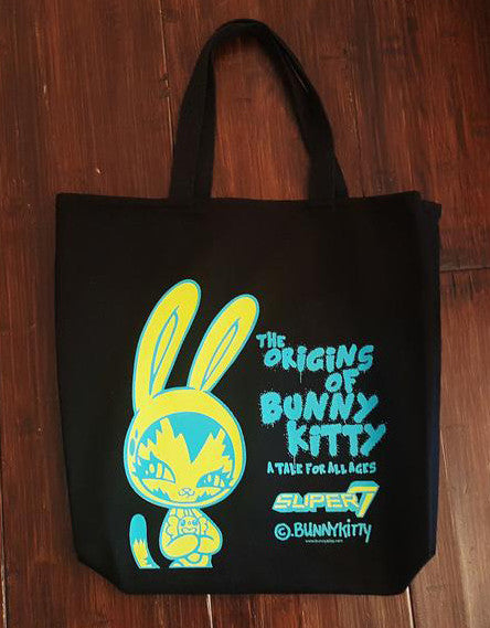BunnyKitty Tote Bag