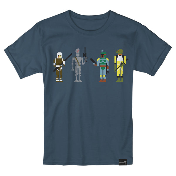 8-Bit Bounty Hunter T-Shirt