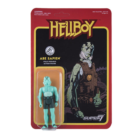 Hellboy - Abe Sapien ReAction Figure