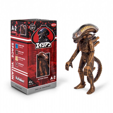 Alien Blind Box Xenomorph ReAction Figure - Wave 2