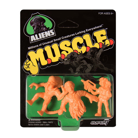 Aliens MUSCLE - Pack A