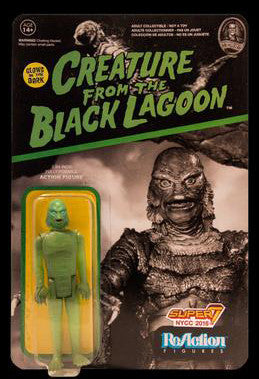 Creature from the Black Lagoon - Glow In The Dark ReAction Figure