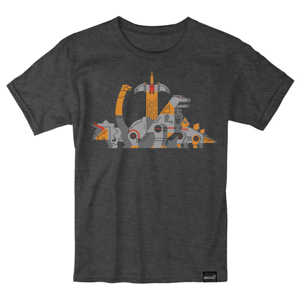 Transformers - Geometric Dinobots T-Shirt