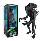 "Aliens Warrior 18"" Classic Toy Edition (1986) - Matte Black"
