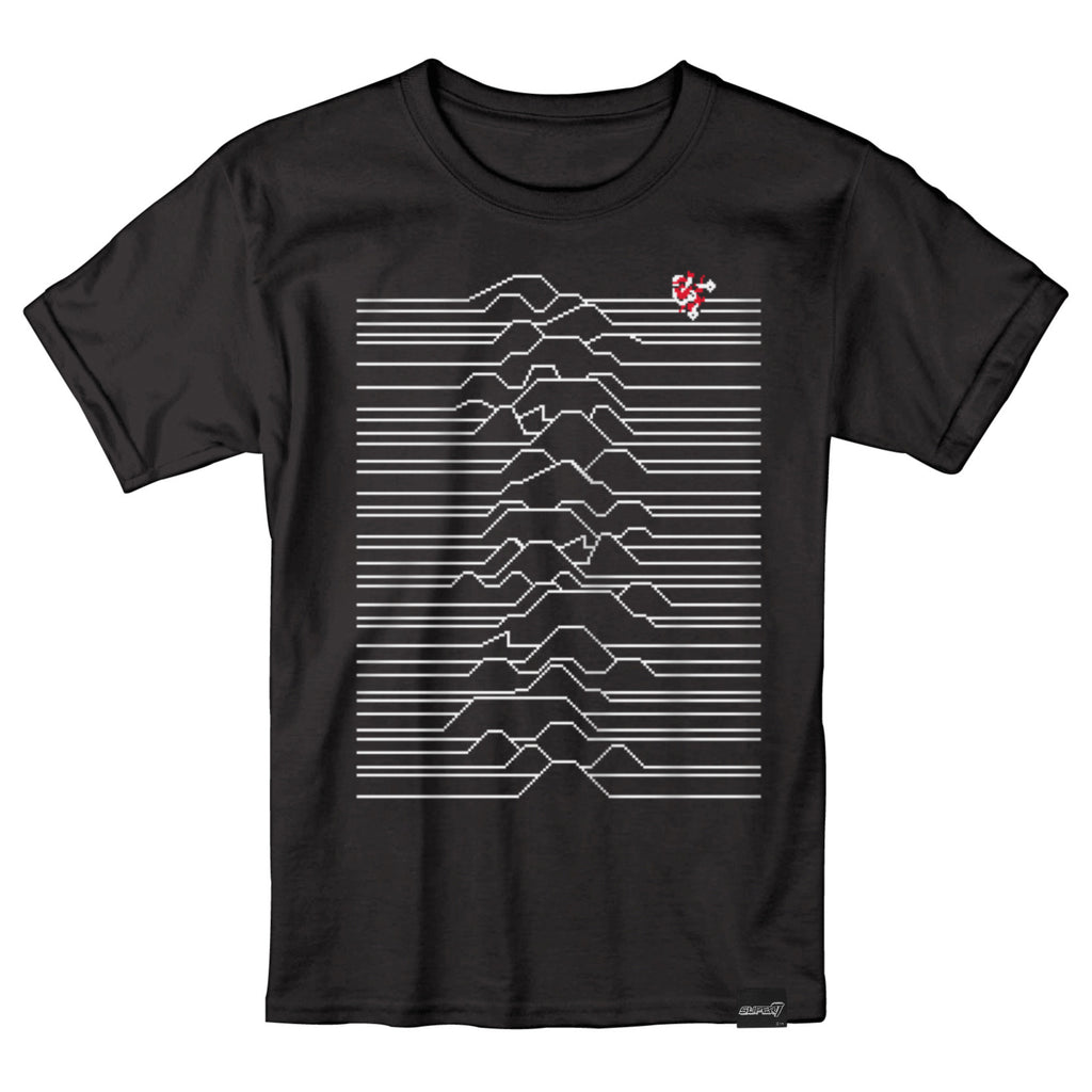 Jumping Unknown Pleasures T-Shirt