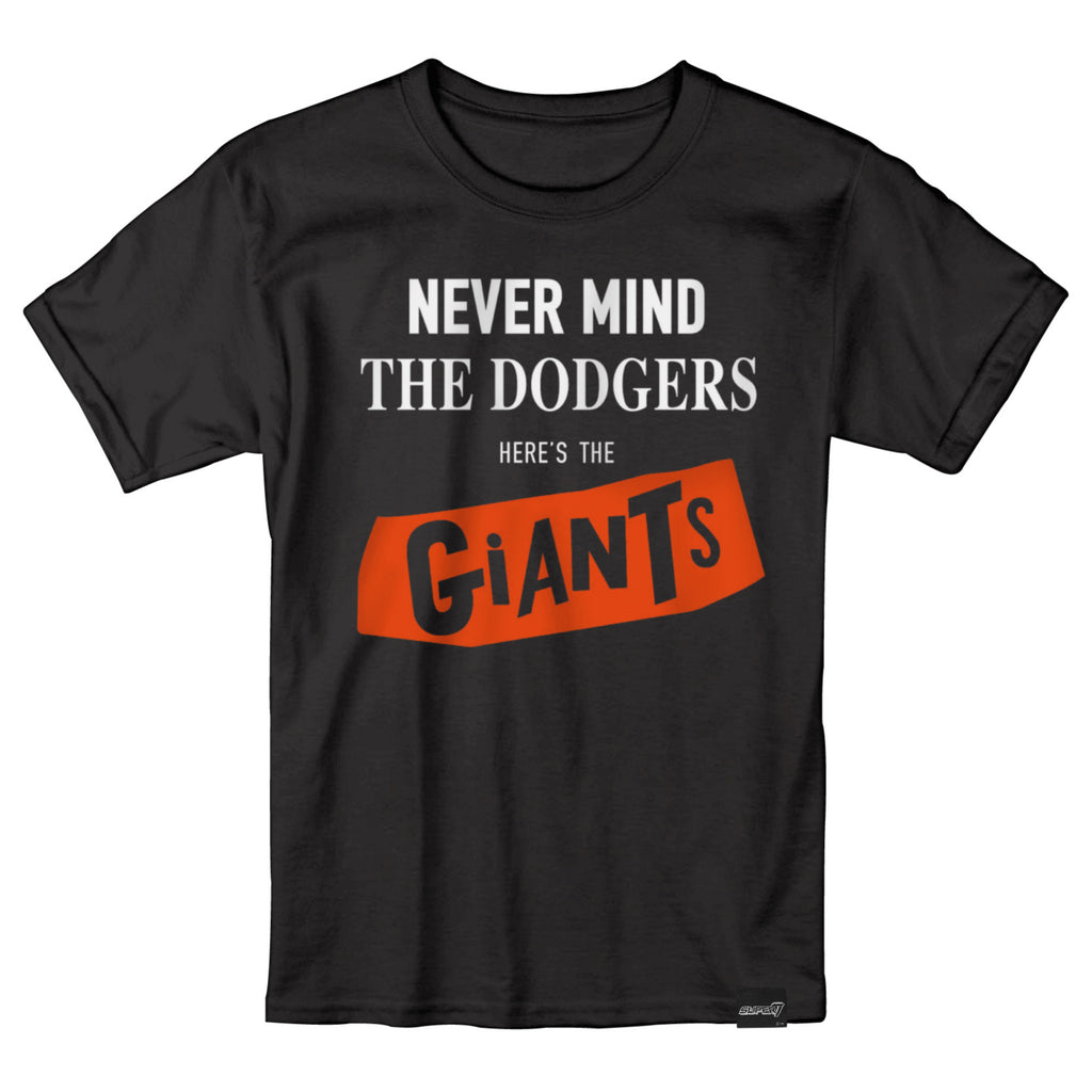 Never Mind The Dodgers T-Shirt