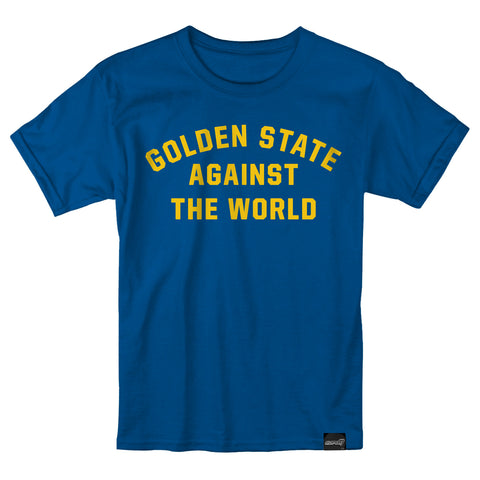 Golden State Against The World T-Shirt