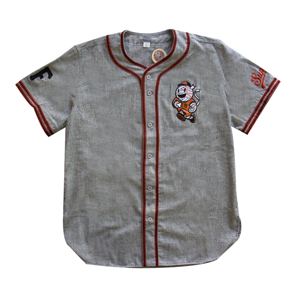 Baseball Boy Ebbets Field Jersey - Grey