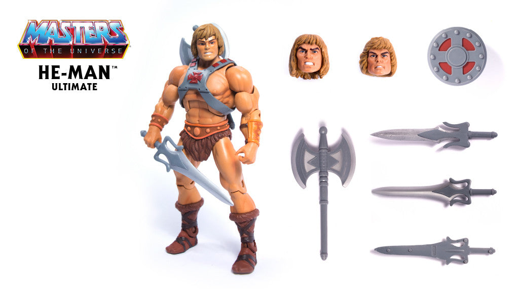 Masters of the Universe Ultimates He-Man (Pre-Order)