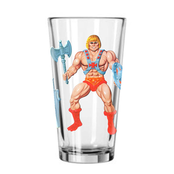 He-Man Pint Glass