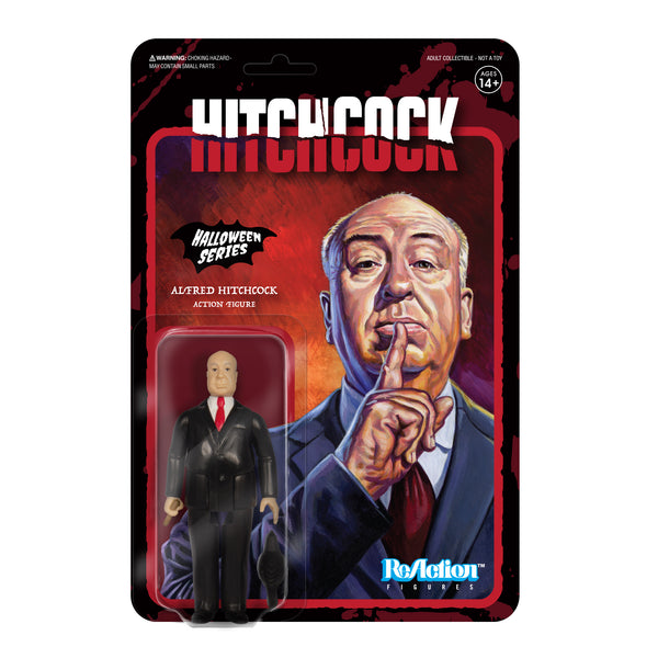 "Alfred Hitchcock 3.75"" ReAction Figure"