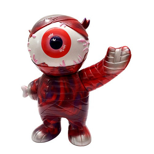 Keep Watch Mummy Boy [Red / Purple Swirl]