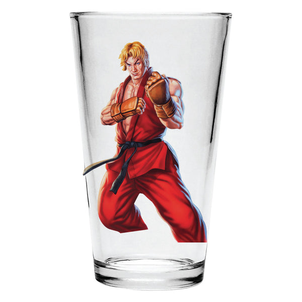 Ken Pint Glass
