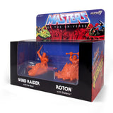 Masters of the Universe M.U.S.C.L.E. 4-Pack - Orange