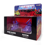 Masters of the Universe M.U.S.C.L.E. 4-Pack - Purple