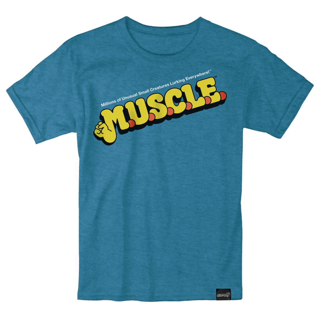 MUSCLE Logo T-Shirt
