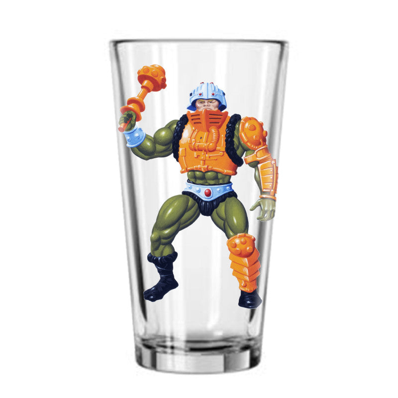 Man-At-Arms Pint Glass