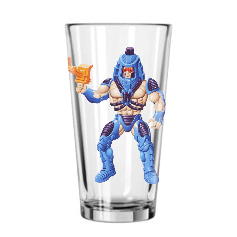 Man-E-Faces Pint Glass