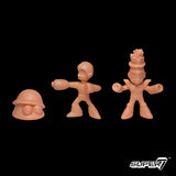 Mega Man MUSCLE Wave 1 - Pack B