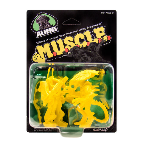Aliens MUSCLE 2-Pack - Yellow