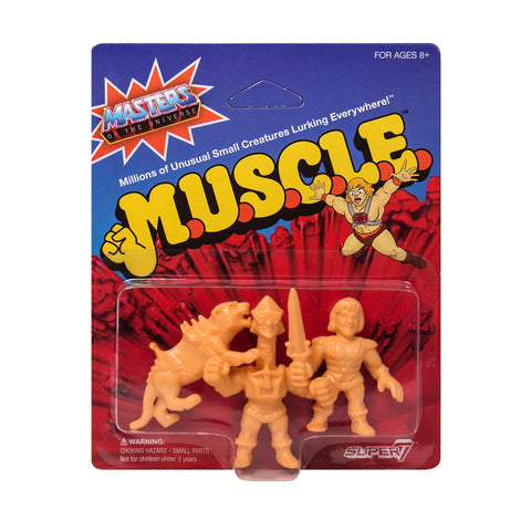 Masters of the Universe - MUSCLE Wave 3 - Pack D