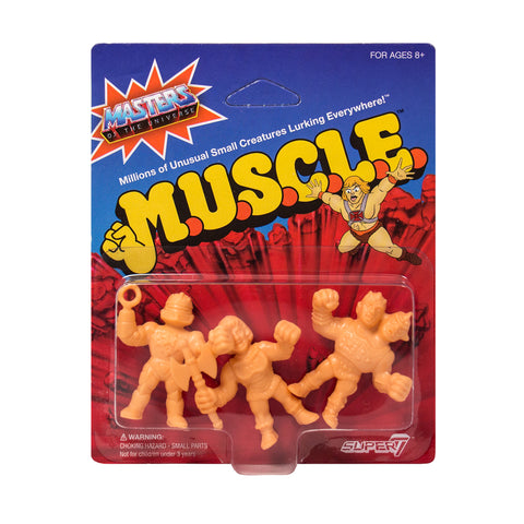 Masters of the Universe - MUSCLE Wave 3 - Pack B