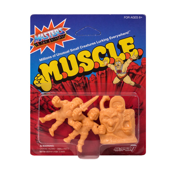 Masters of the Universe - MUSCLE Wave 3 - Pack C