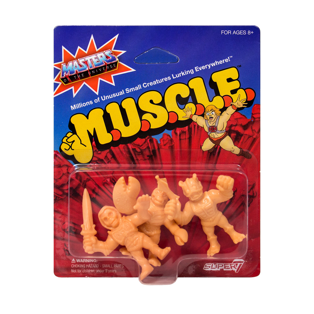 Masters of the Universe - MUSCLE Wave 3 - Pack A