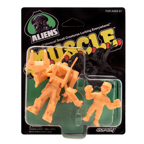 Aliens MUSCLE - Pack D