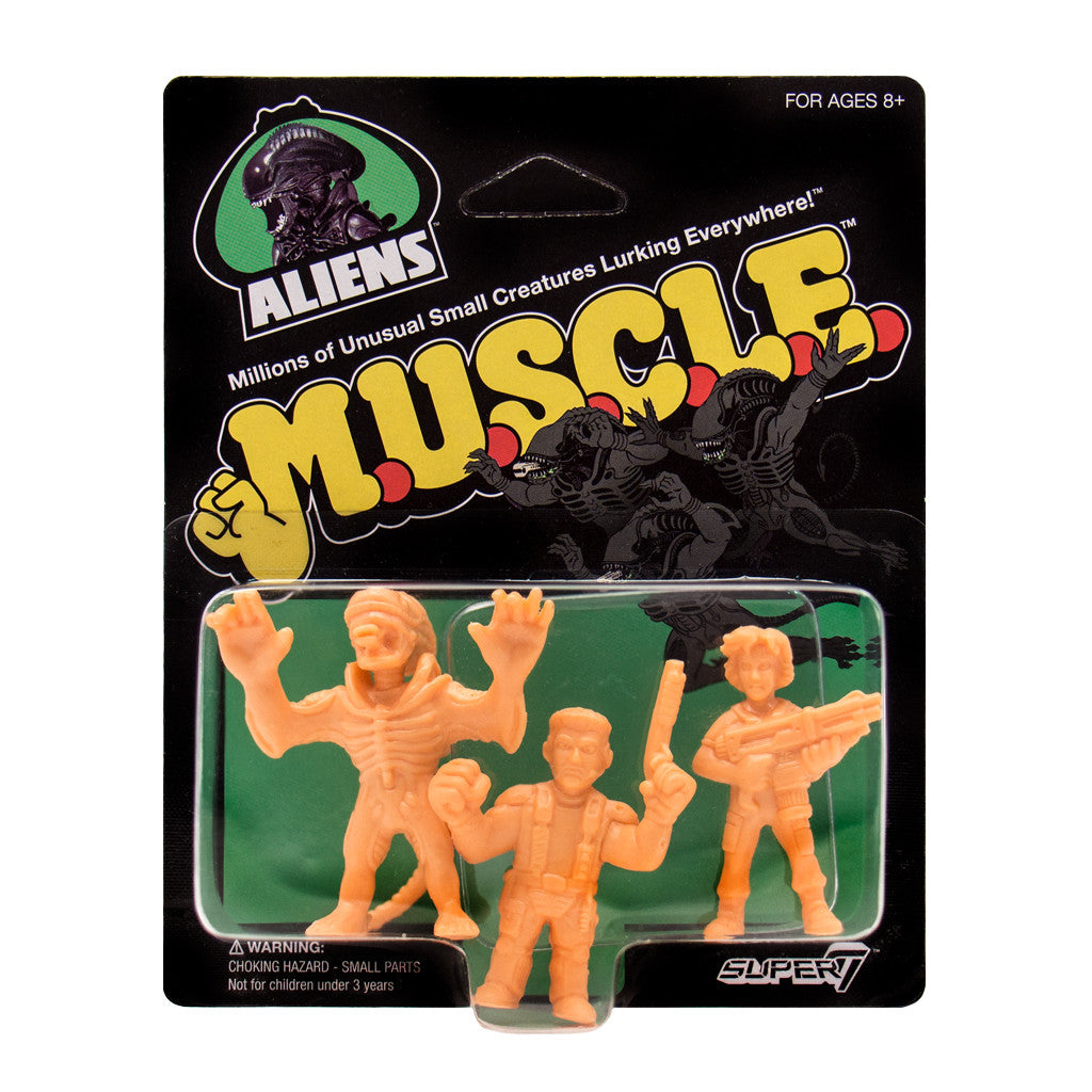 Aliens MUSCLE - Pack B