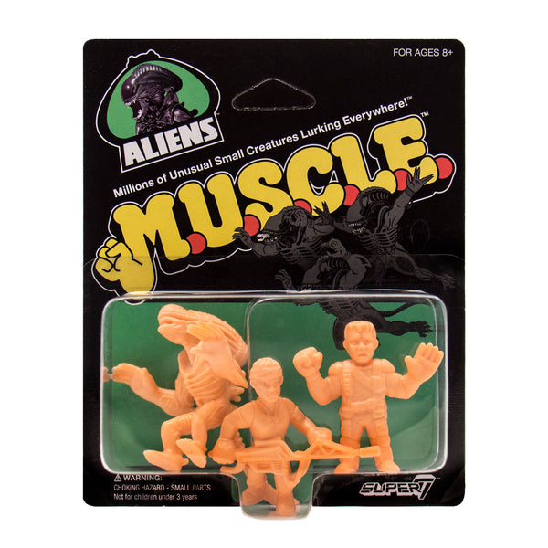 Aliens MUSCLE - Pack C