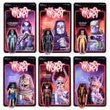 The Worst - Night Terrors (Set of 6 Figures)