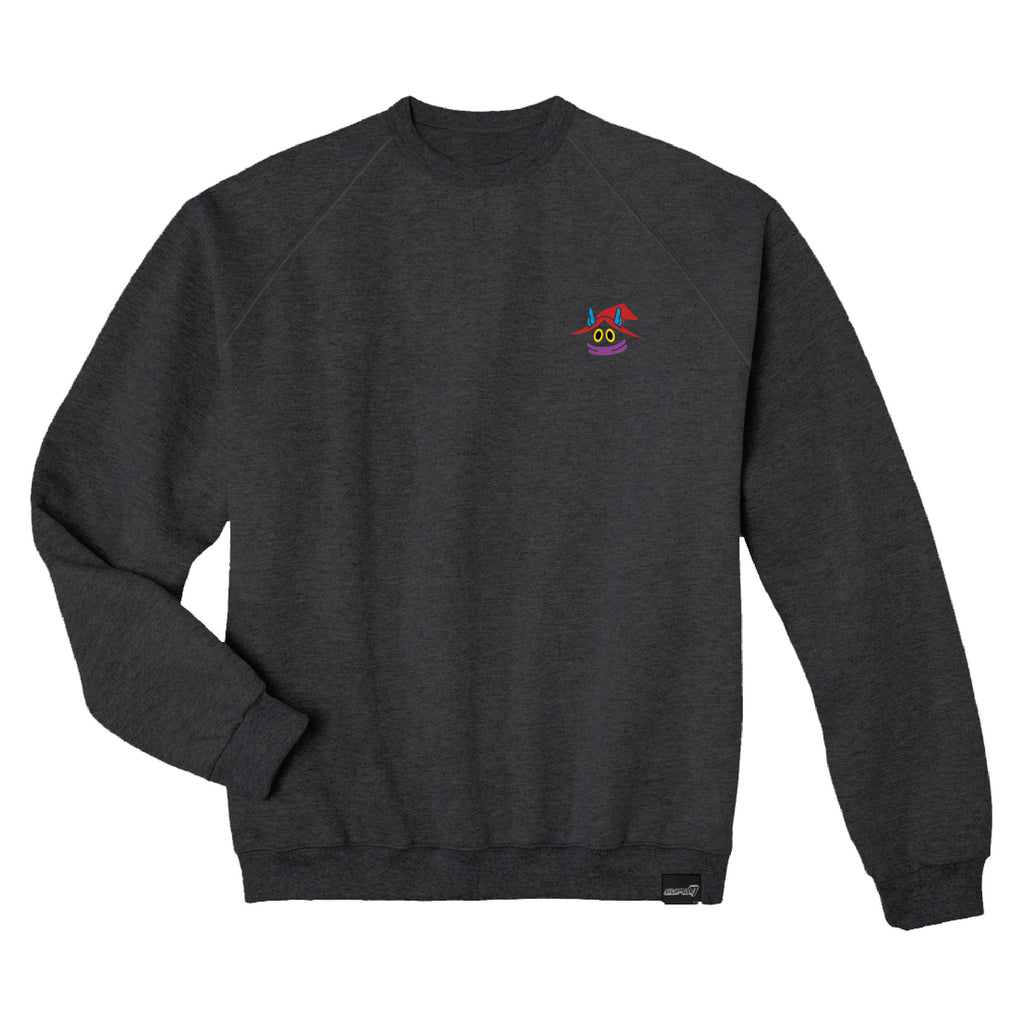 Orko Embroidered Crewneck Sweatshirt
