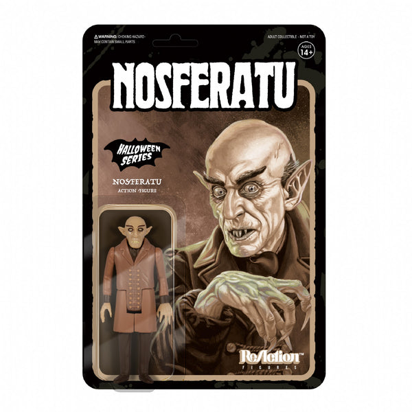 Nosferatu - Sepia Edition ReAction Figure