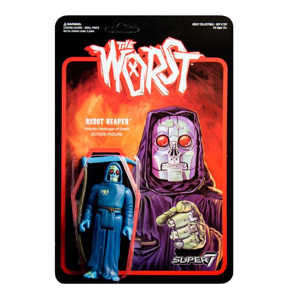 The Worst - Midnight Special Set - Robot Reaper