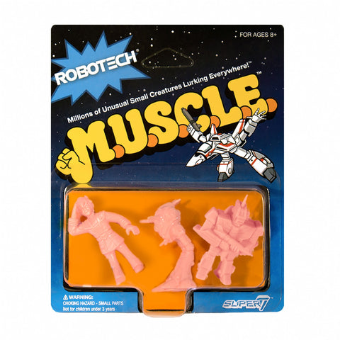 Robotech MUSCLE - Pack A