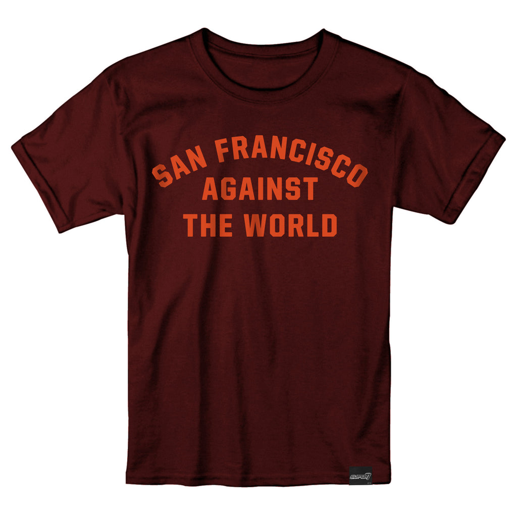 San Francisco Against The World T-Shirt