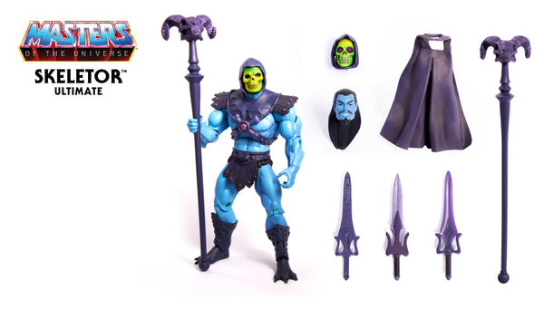 Masters of the Universe Ultimates Skeletor (Pre-Order)