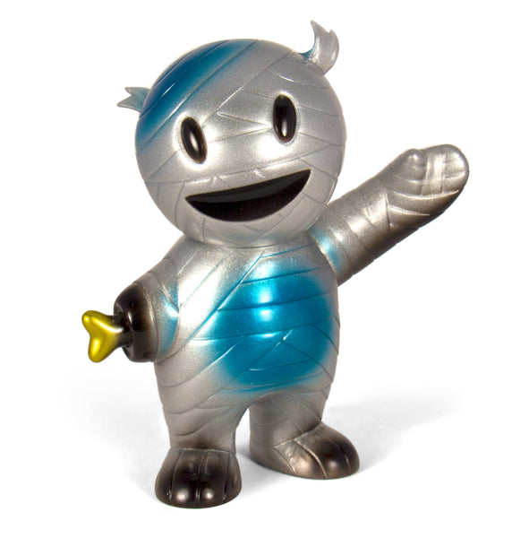 "'Silver Streak' Mummy Boy - 6"" Japanese Soft Vinyl Figure"