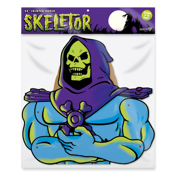 Skeletor Glow-In-The-Dark Halloween Decoration