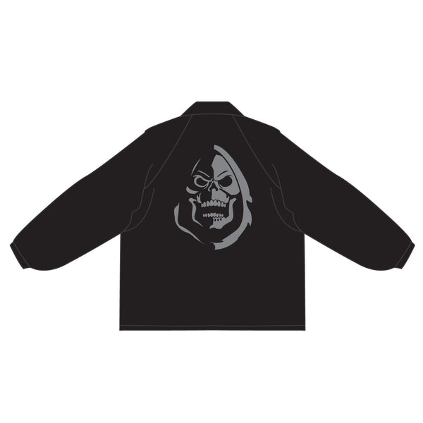 Minimal Skeletor Coach Jacket