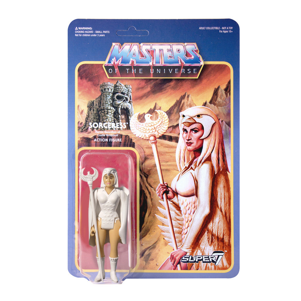 Masters of the Universe Temple of Darkness Sorceress Action Figure