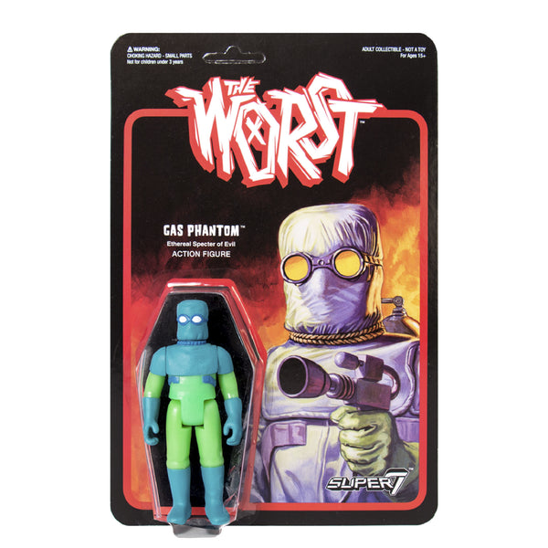 Star Worst - Gas Phantom