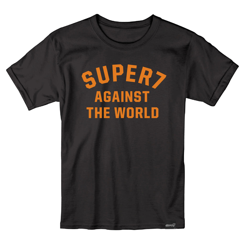 Super7 Against the World T-Shirt